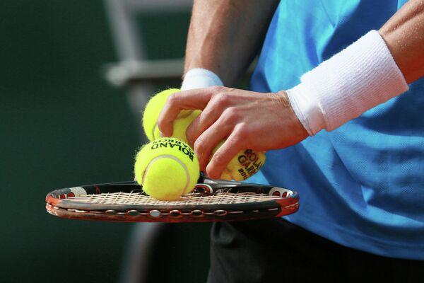 Теннис. Ролан Гаррос - 2013. Третий день