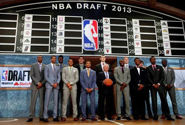 Драфт НБА