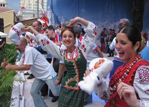 Группа поддержки заявки Сочи на проведение Олимпиады-2014
