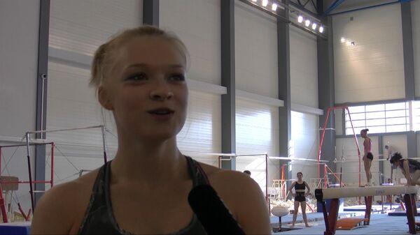 Устали, но сохраняют настрой - Набиева о подготовке гимнасток к Универсиаде