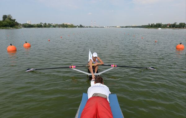 Российская спортсменка Ольга Аркадова