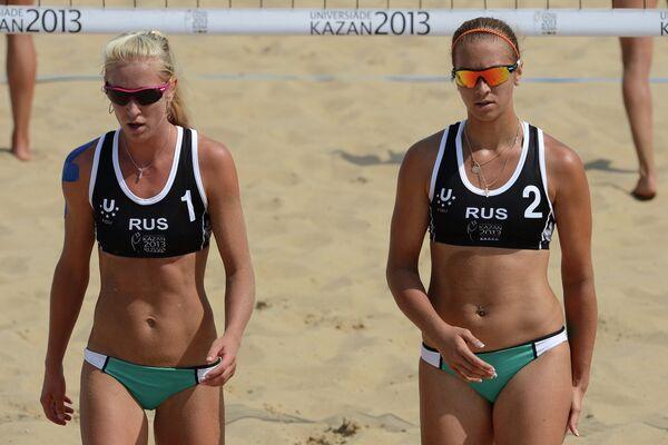Мария Прокопева (слева) и Светлана Попова