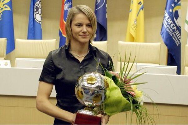 Ирина Зварич