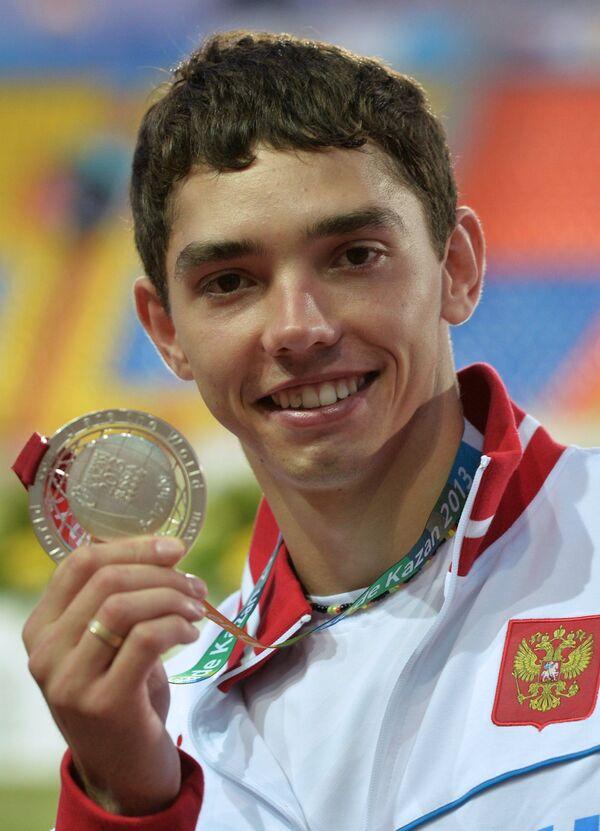 Александр Меньков (Россия)