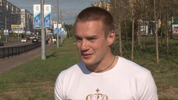 Чемпион Универсиады по прыжкам в воду Кузнецов о победе и планах на будущее
