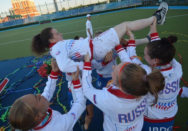 Женская сборная России по хоккею на траве