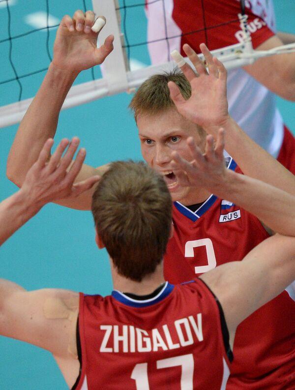 Максим Жигалов и Дмитрий Ковалев