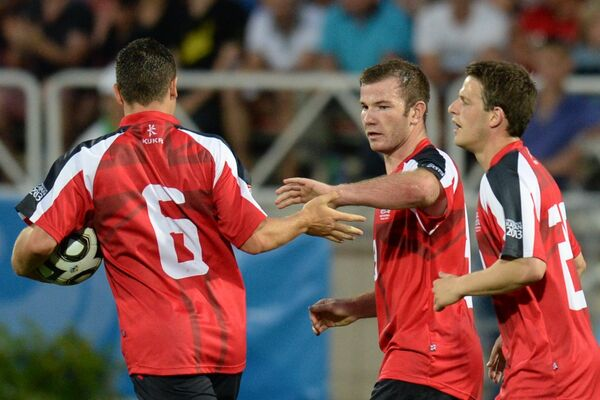 Игроки сборной Великобритании