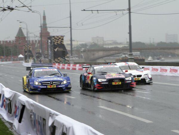 Moscow City Racing. День второй