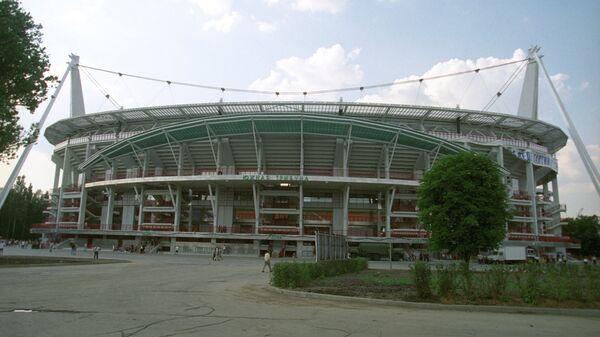 Стадион Локомотив в Москве