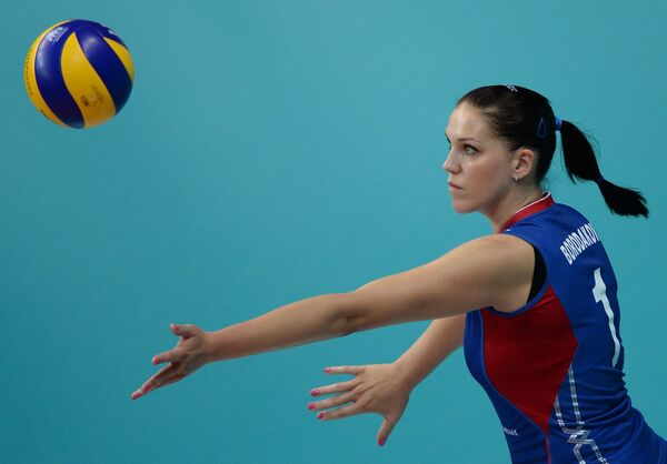 Мария Бородакова-Борисенко