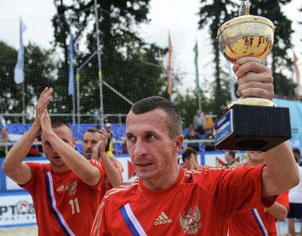 Юрий Горчинский (справа)