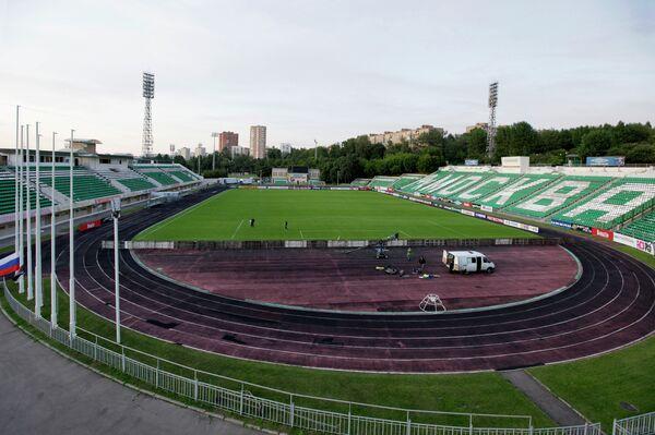 Стадион имени Эдуарда Стрельцова в Москве