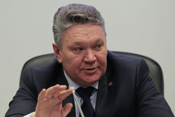 Рафис Бурганов