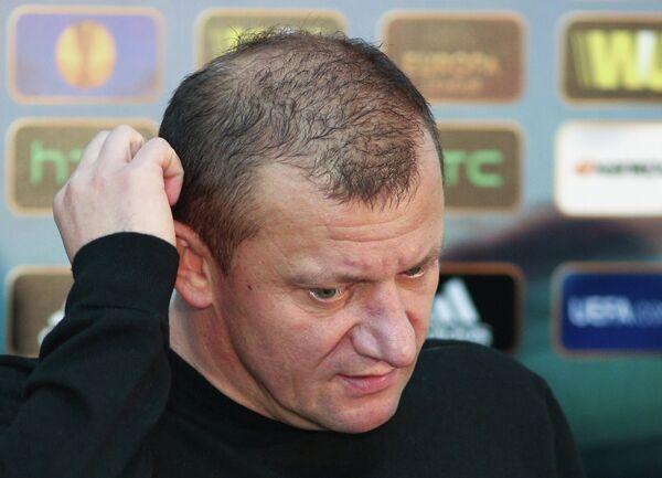 Главный тренер футбольного клуба Кубань Доринел Мунтяну