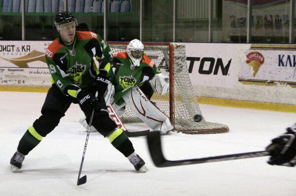 Хоккеисты ХК Титан (Клин)