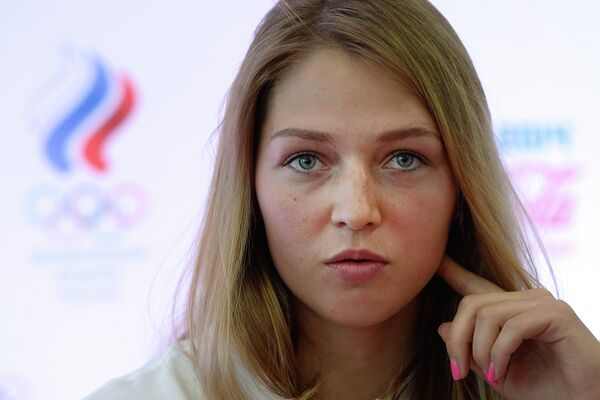 Сноуборд. Алена Заварзина.