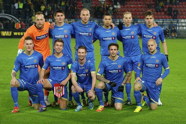 Футболисты Тромсе