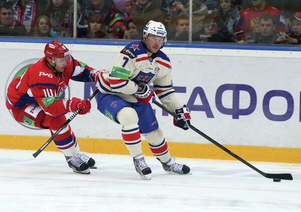 Антон Бут (слева) и Дмитрий Калинин