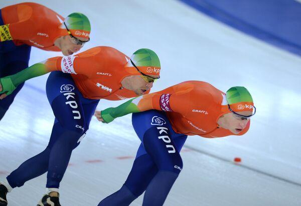 Мужская сборная Голландии по конькобежному спорту