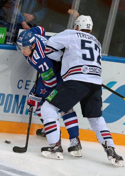 Антон Бурдасов (слева) и Сергей Терещенко