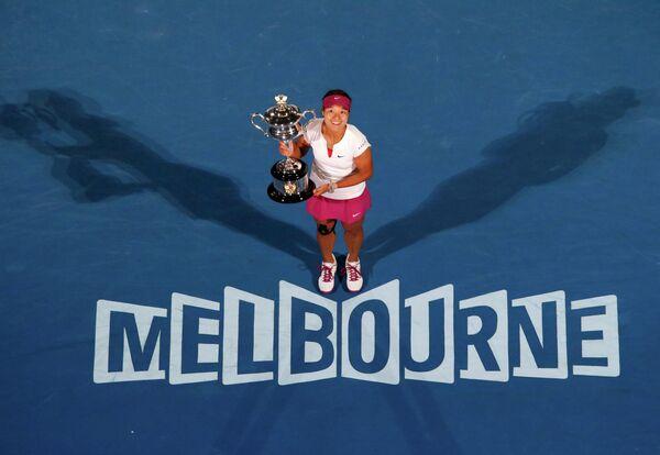 Китаянка Ли На выиграла Australian Open