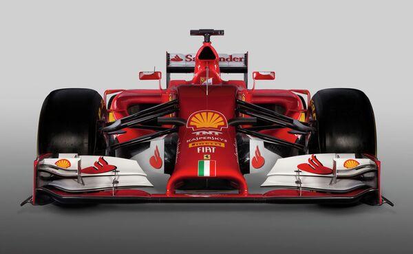 Новый болид Феррари F14T