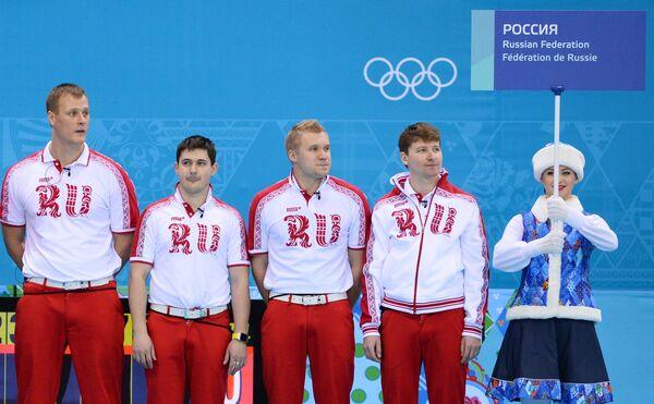 Петр Дрон (Россия), Андрей Дроздов (Россия), Алексей Стукальский (Россия) и Андрей Дроздов