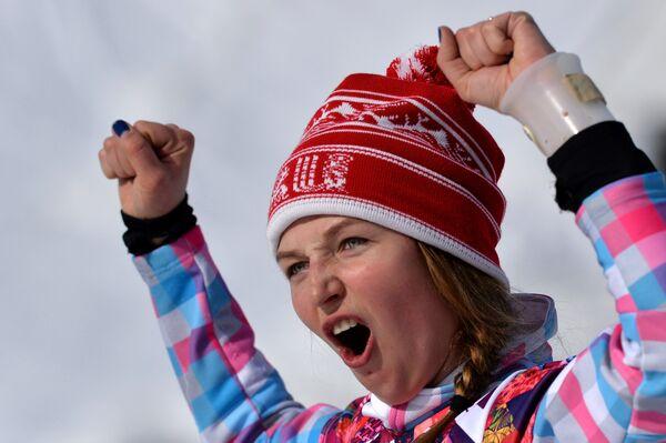 Алена Заварзина (Россия)