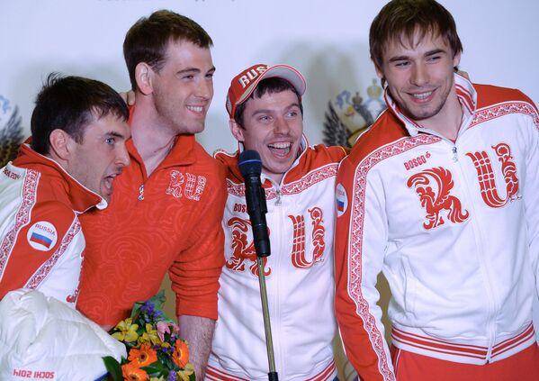 Российские биотлонисты