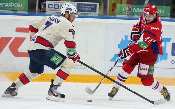 Дмитрий Калинин (слева) и Егор Яковлев
