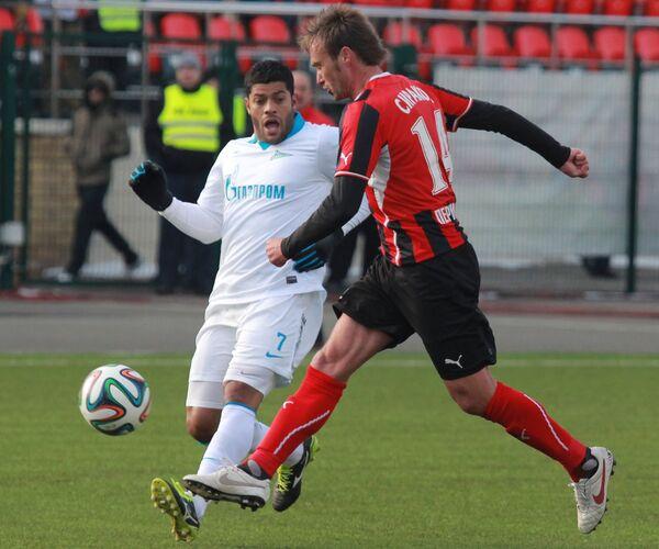Халк (слева) и Захари Сираков