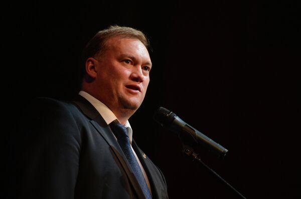 Евгений Редькин