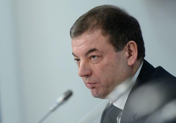 Сергей Кущенко