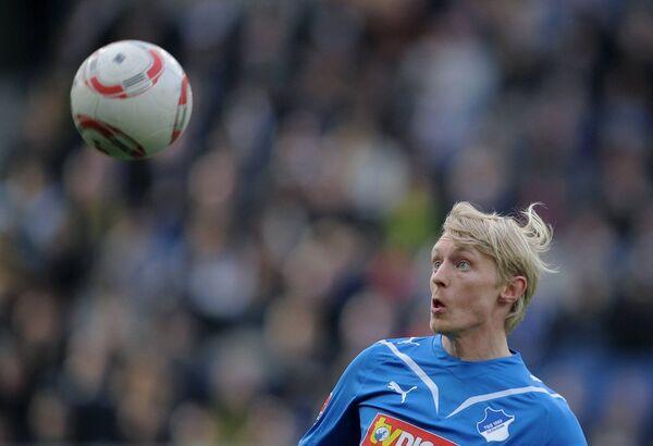 Футбольный клуб Хоффенхайм заключил новое соглашение с защитником Андреасом Беком