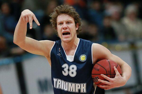 Защитник Триумфа Дмитрий Кулагин