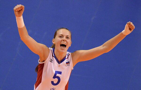 Александра Пасынкова