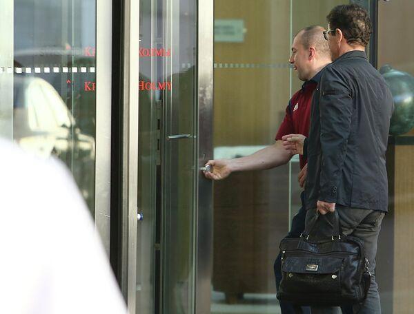 Фабио Капелло прибыл в расположение сборной России по футболу