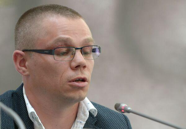 Тренер Александра Поветкина на пресс-конференции