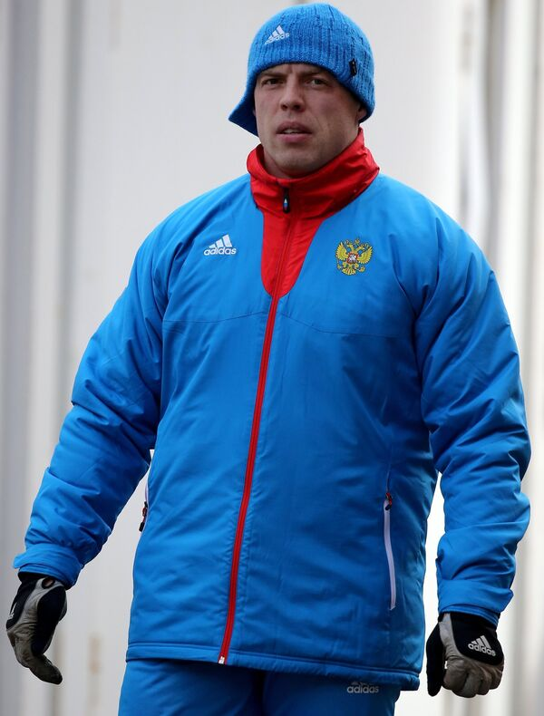 Николай Хренков
