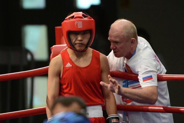 Бэлик Галанов