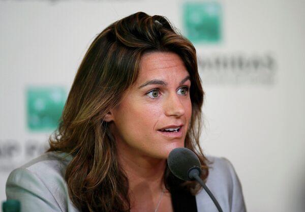 Амели Моресмо стала тренером британского теннисиста Энди Маррея