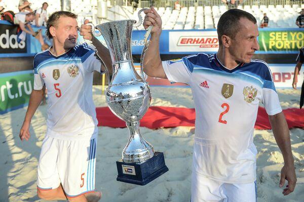 Юрий Крашенинников (слева) и Юрий Горчинский