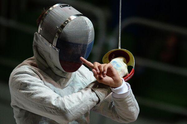 Российский спортсмен Камиль Ибрагимов