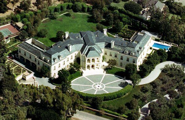 Дом Петры Экклстоун в Лос-Анджелесе