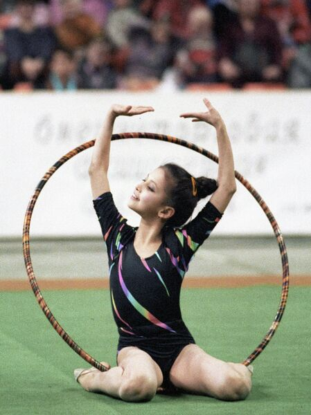Яна Батыршина