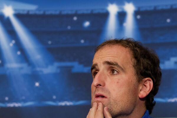 Главный тренер испанского футбольного клуба Реал Сосьедад Ягоба Аррасате