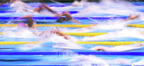 Чемпионат Европы по водным видам спорта