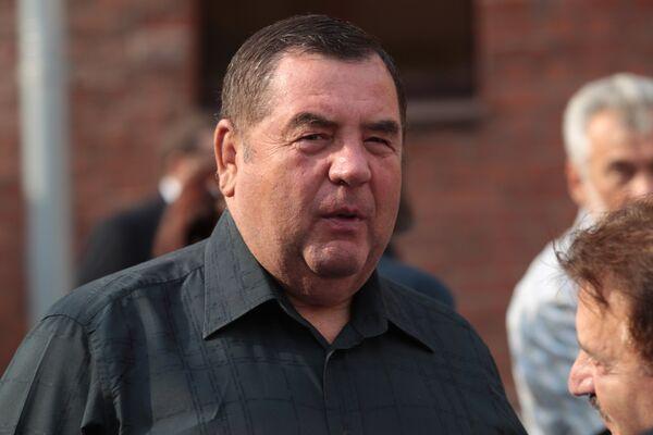 Президент международной федерации любительского самбо и депутат Государственной думы РФ Василий Шестаков