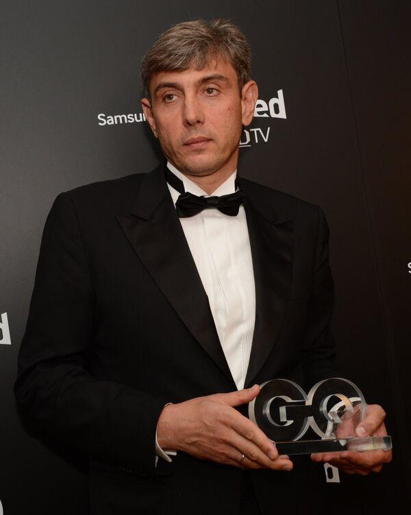 Сергей Галицкий, победивший в номинации Бизнесмен года
